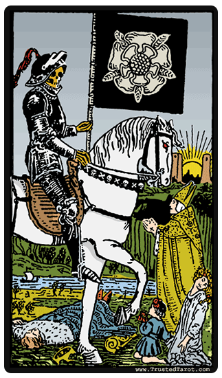 Death Tarot Card Meaning