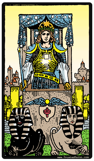 Signification Carte Tarot Le Chariot