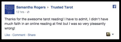 Choose your Tarot Cards - Trusted Tarot